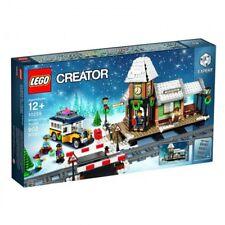 LEGO 10259 - Creator - Winterlicher Bahnhof