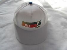 MONTREAL EXPOS 20th 20 YEARS ANNIVERSARY VINTAGE CAP HAT BASEBALL MLB