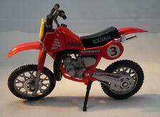 Kawasaki KX 250 R en escala 1:18 lal modelo de motocicleta
