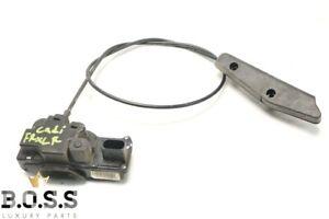 04-09 Cadillac XLR Front Right Passenger Door Lock Latch Actuator w/ Handle
