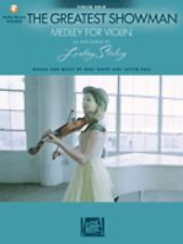 The Greatest Showman: Medley for Violin Arranged by Lindsey Stirling 000276949