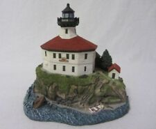 Harbour Lights Eldred Rock Alaska Lighthouse #257 Mib 2000 #2801