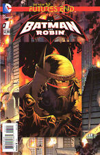 BATMAN AND ROBIN Futures End #1 - 3D Cover - New 52 - Back Issue