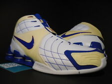 ea28ab948fd 2006 NIKE SHOX VC V 5 VINCE CARTER ALL-STAR WHITE ROYAL BLUE RED 312764