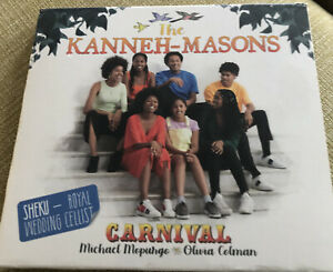 The Kanneh-Masons - Carnival Of The Animals CD - New Sealed. Olivia Colman.