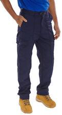 Pantaloni da donna cargo in cotone taglia 44