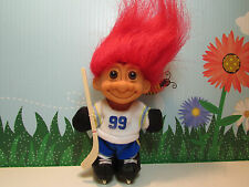 "#1 HOCKEY PLAYER - 5"" Russ Doll - NEW IN ORIGINAL WRAPPER"