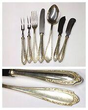 Besteck Grasoli 90er Silber Auflage 12 Personen 40 Teile Silberbesteck Zubehör