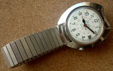 Beautiful Mint Accuton Cal. 2190.10 Railroad Approved Watch, Stainless Steel