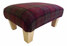 Traditional Fabric Ottomans & Footstools