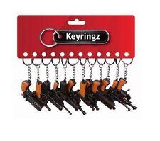 Porte-clés noirs pour homme