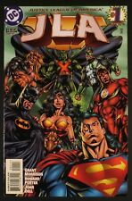 JLA 1-125 NM Complete Series Morrison Porter Dell Justice League of America 1997
