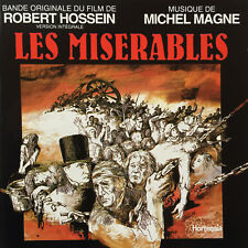 "MICHEL MAGNE --- "" LES MISERABLES "" - REGIE : ROBERT HOSSEIN -- NEU - 1982"