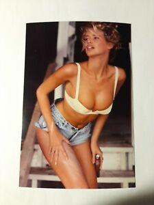 CLAUDIA SCHIFFER : SCHÖNES FOTO :  10 X 15 CM..GLAMOUR...STARFOTO...MODEL