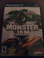 Monster Jam (Sony PlayStation 2, 2007) - PS2