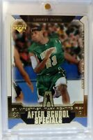 2003-04 UD Top Prospects After School Specials Lebron James Rookie RC #AS-1