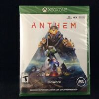 Anthem (Microsoft Xbox One) BRAND NEW / Region Free
