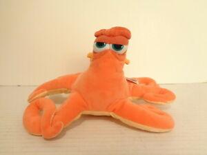 Bandai Disney Pixar Finding Dory Hank the Octopus 9 Inch Stuffed Animal Plush