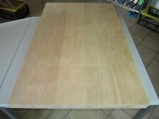Tischplatte (€190,00/m²) Buche 40x630x1000mm Leimholzplatte Massivholz Platte