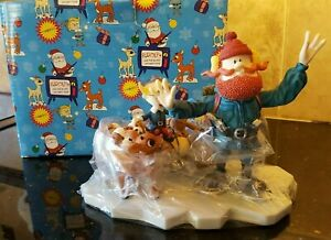 ENESCO Rudolph And The Island Of Misfit Toys Good Friends Stick Together 875309