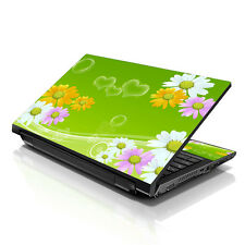 "17.3"" 18"" 19 Laptop Notebook Skin Sticker Protective Decal Sunflower Floral A110"