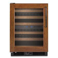 "Kitchenaid KUWO24LSBX Architect Series II 24"" Under-Counter Wine Cellar"