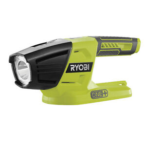 Ryobi One+ 18V LED Torch - Skin Only High quality LED with 140 Lumens light outp