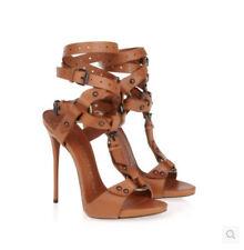 Women's Stiletto Heel Synthetic Sandals