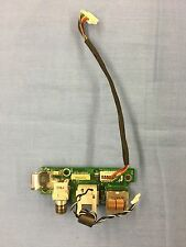 "Apple PowerBook G4 17"" DC-Jack USB Audio Board 820-1617-A 922-5769 922-6063"