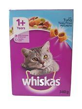 Whiskas 1+ - Tuna Tasry Filled Pockets - 340g