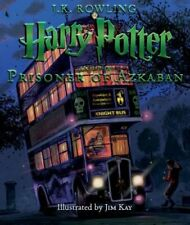 Harry Potter and the Prisoner of Azkaban: The Illustrated Edition (Harry Potter,