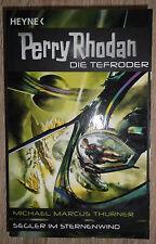 Perry Rhodan Taschenbuch Die Tefroder 2 aus 3 Segler im Sternenwind