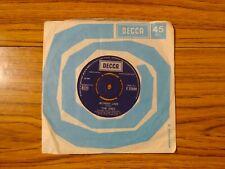 "Tom Jones - Without Love (Decca 1969) 7"" Single"