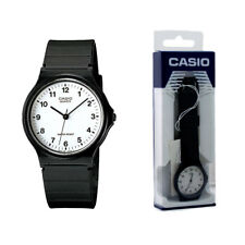 NEW Casio Classic Mens & Ladies Casual Black Wrist Watch MQ-24-7BLL 2YR Warranty