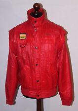 Vintage Ferrari racing jacket Size L