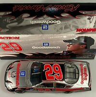 2005 Action Kevin Harvick #29 GM Goodwrench Quicksilver Monte Carlo 1of 168