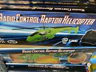 Radio Control Raptor Helicopter 360 Spinning Action 2.4 GHZ 10 Ages