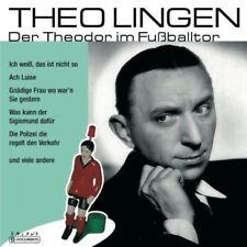 Theo Lingen Der Theodor im Fußballtor (18 tracks, 1932-49/2005)  [CD]