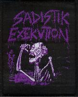Sadistik Exekution Purple Patch Bestial Warlust Slaughter Lord Vomitor Sarcofago