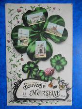 MARSEILLE  :  Souvenir de ..........VO.1919.
