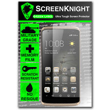 Screenknight ZTE Axon Mini Pantalla Protector Invisible Shield de grado militar