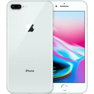 Apple iPhone 8 Plus 64GB Plata Grado A++ Come Nuevo Usado Reacondicionado ES.287