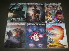 GAME INFORMER VIDEO GAME MAGAZINE LOT OF 9 - ISSUES 281-289 - R 1W