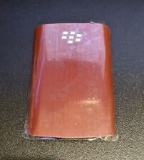 BlackBerry Pearl 9100 9105 Battery Cover Door Back Red