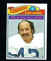 NMT 1977 Topps #490 Cliff Harris HOF.