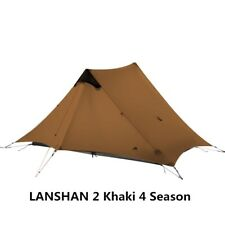 LanShan 2 3F UL GEAR 2 Person 1 Person Outdoor Ultralight Camping Tent 3 Season