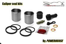 Kawasaki VN1500 Drifter J front brake caliper piston seal rebuild kit 1999 2000