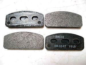 NOS Repco Metal Master D120M Semi Metallic Disc Brake Pad Fiat 850 Coupe Spider