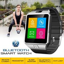 DZ09 2019 Bluetooth Camera Smart Watch For Android 8 HTC Samsung iPhone X iOS