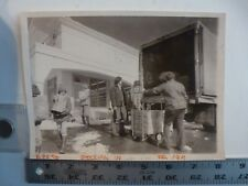 Vintage Glossy Press Photo 1978 Blizzard Framingham Food Delivery Rt 9. 2/9